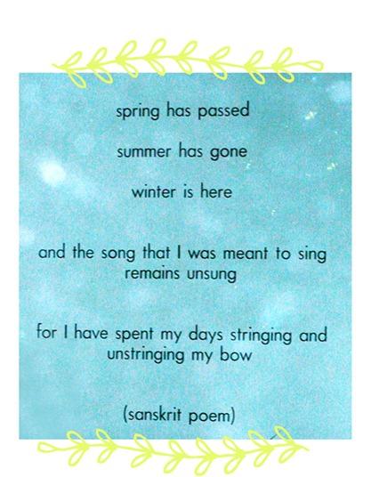 sanskrit-poem