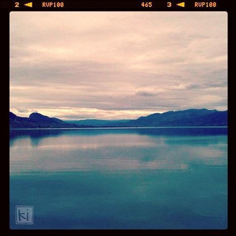 Pkanagan-lake
