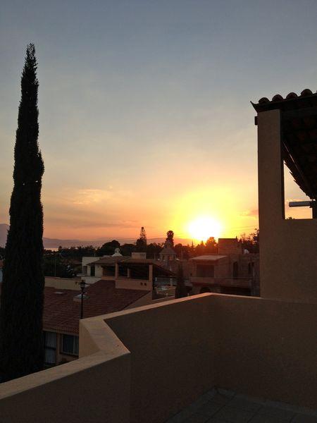 Sunset, mirador, Ajijic, lake, chapalla, mexico