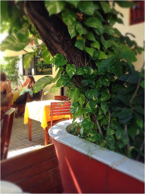 Cafe in Barra de Navidad