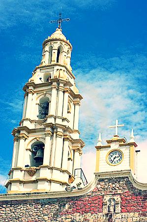 Paroquia Ajijid, Mexico